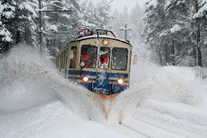 Trenino della Vigezzina - Lo spazzaneve