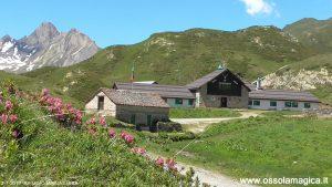 Rifugio Maria Luisa - Valle Formazza