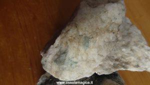 Smeraldo del pizzo Marcio