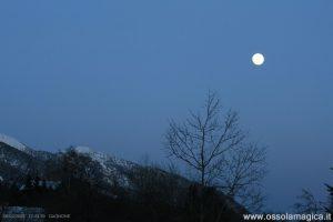 Luna piena in Vigezzo