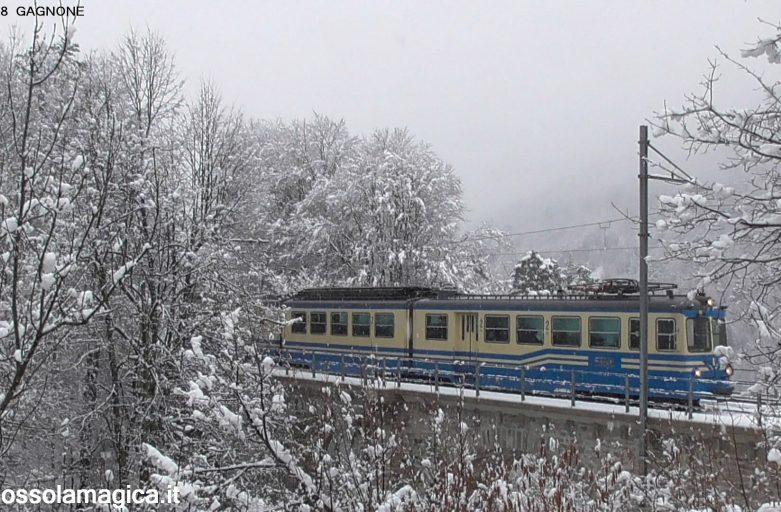 Il trenino della val Vigezzo