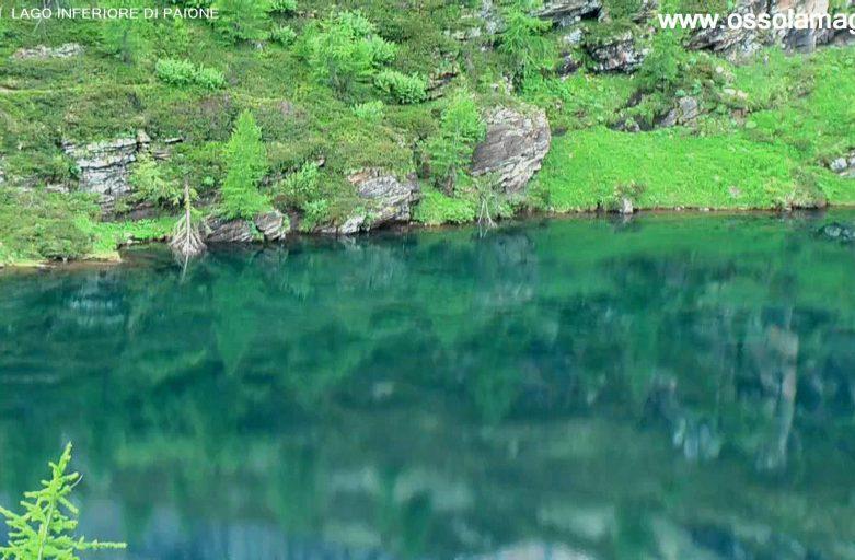 Lago di Paione inferiore