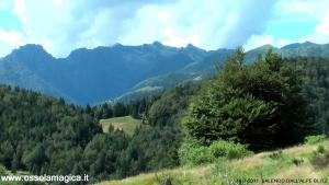 Alpe Blitz, val Vigezzo