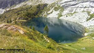 Lago Paione inferiore