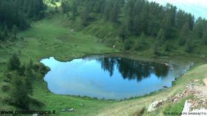 Lago di Sangiatto inferiore
