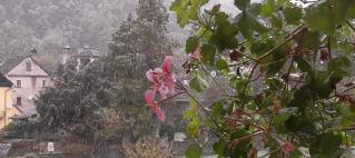 Prima neve a Gagnone