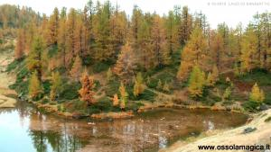Lago Sangiatto inferiore