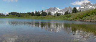 Dall'alpe Devero alla Bocchetta di Scarpia (agosto 2009)