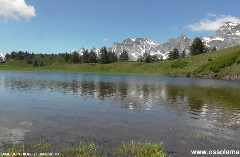 Dall'alpe Devero alla Bocchetta di Scarpia (agosto 2010)