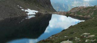 Lago Nero in alta val Formazza (settembre 2009)