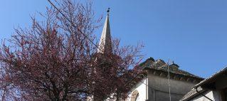 Da Gagnone a Sagrogno, a Coimo e Mozzio: camminata di primavera tra i borghi della val Vigezzo (marzo 2021)