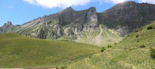 Da San Domenico all'alpe Ciamporino (luglio 2021)